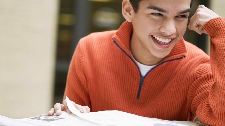 UPCAT student