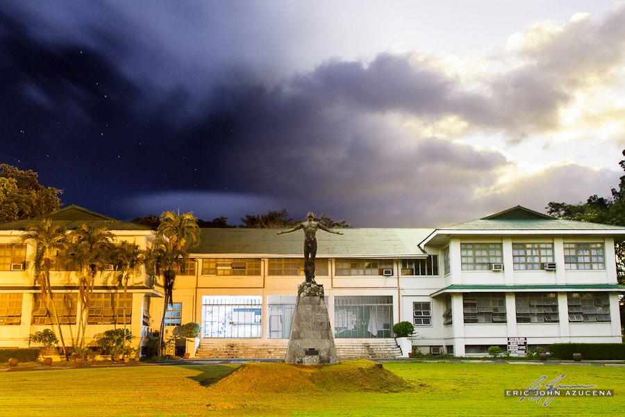 UPLB by day and night - UPCAT
